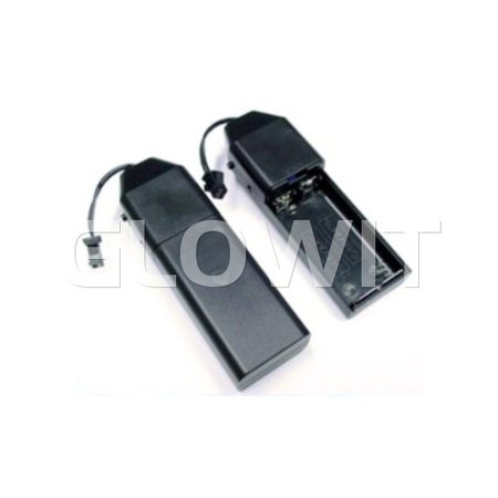 Glowit Inverter for EL wire 2m - 3v (2xAA)
