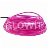 Glowit Fil EL - 10m x 3.2mm - Paars