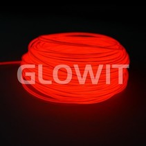 EL wire 20m Red