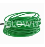 Glowit Fil EL - 10m x 3.2mm - Vert
