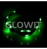 Glowit lunettes de soleil LED - vert