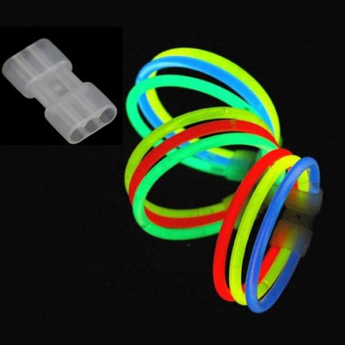Glowit 25 tripple connectors (Zonder sticks)