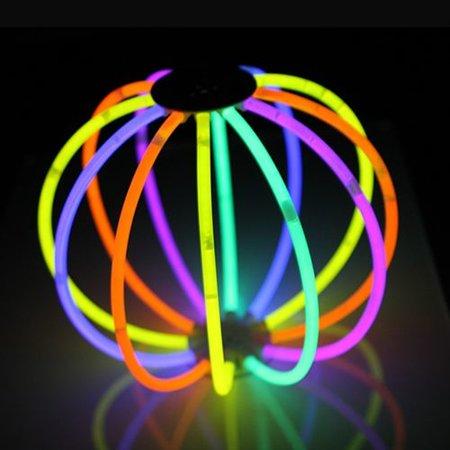 Glowit 25 Connecteurs pour ballon lumineux (Sans bâtons)