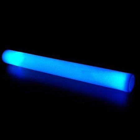 Glowit Led foam stick - 400mm x 40mm - Blue