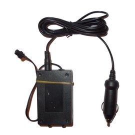 GLOWIT Invertor voor EL draad 10m - 9-12v (Sigarettenaansteker)