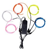 Glowit Splitter voor Electroluminesence (EL) draad - 4-Weg