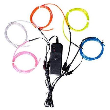 Glowit Electroluminesence (EL) wire Splitter - 4-way