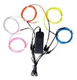 Glowit Splitter voor Electroluminesence (EL) draad - 3-Weg
