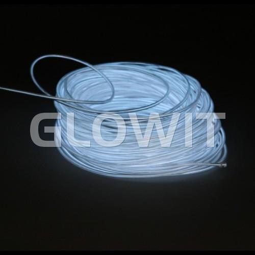 Glowit Fil EL - 5m x 3.2mm - Blanc