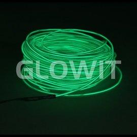 GLOWIT Fil EL 5m vert
