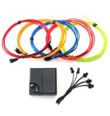 Glowit Inverter for EL wire - 9v