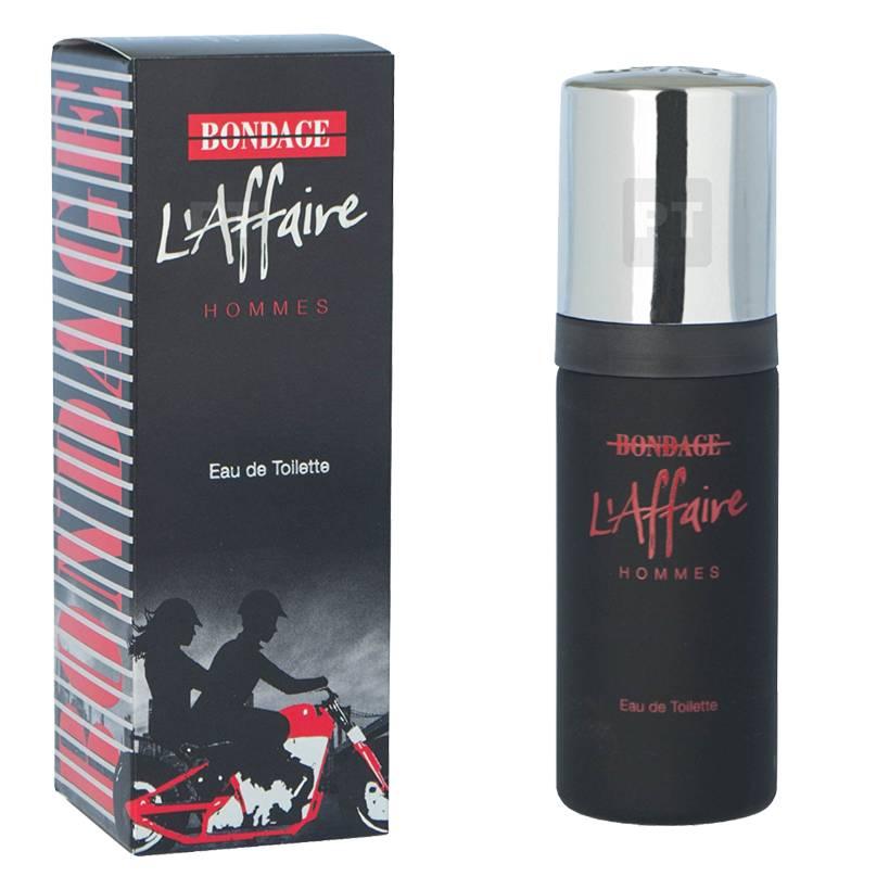 Milton Lloyd Milton Lloyd - Bondage L'affaire Hommes - 50ml - Hommes