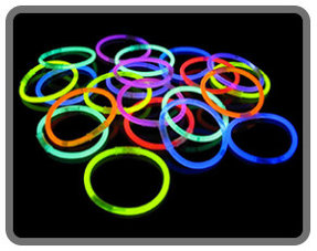 Lichtgevende Armbanden