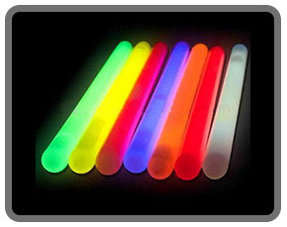 Glow Sticks 250mm