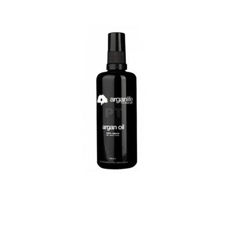 Premium Trends Huile d'Argan 100% naturelle pour les cheveux, le visage et le corps