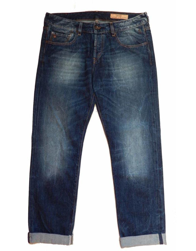 Uniform Jeanshose Gallata Dark Blue