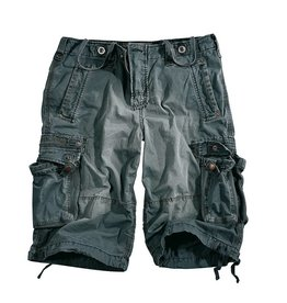 Alpha Industries Shorts Terminal greyblack