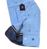 Arqueonautas Hemd blue