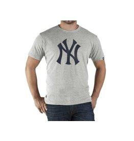 47 Brand Fog Derby T-Shirt New York Yankees
