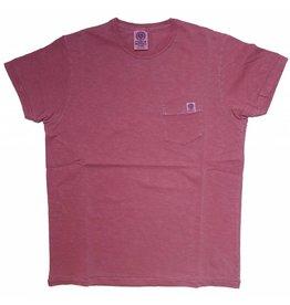 Franklin & Marshall T-Shirt ruby
