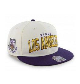 47 Brand Los Angeles Kings Vintage Blockshed Snapback