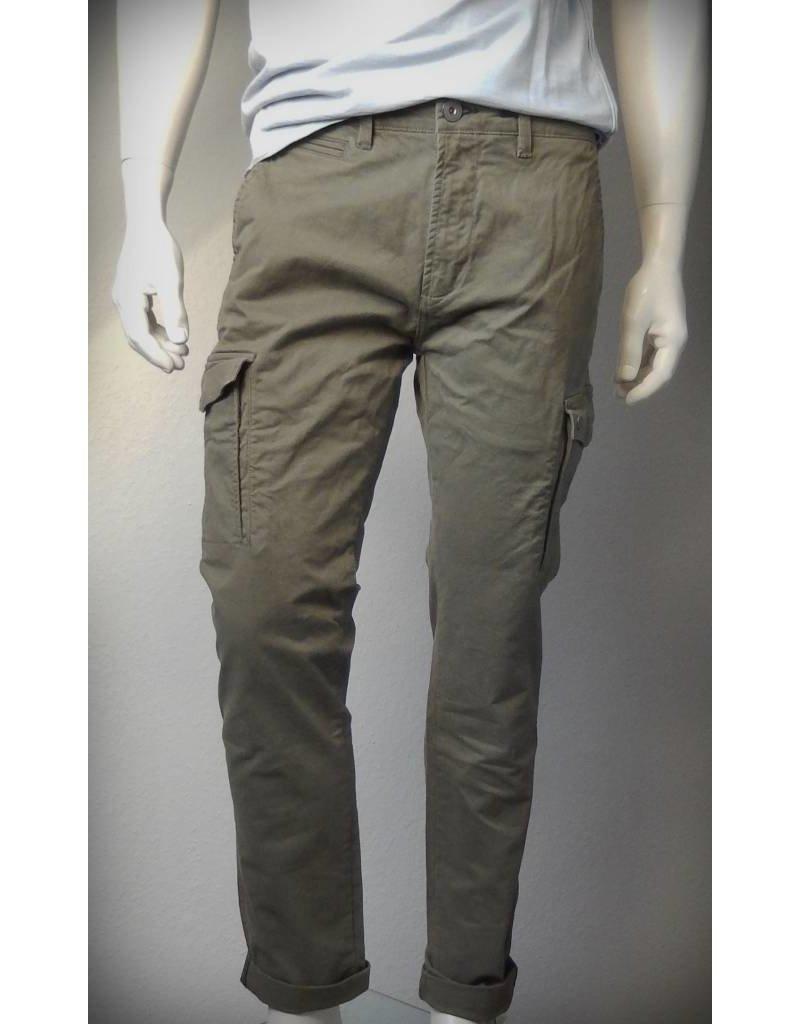 Dstrezzed Cargo Slim Pants Army Green