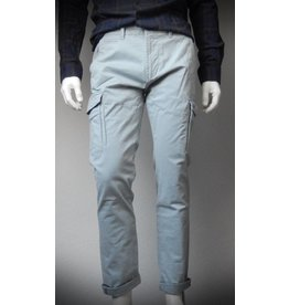 Dstrezzed Cargo Slim Pants Steel Blue