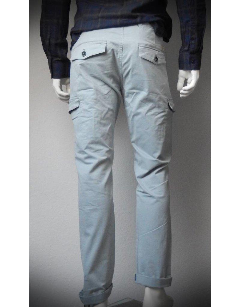 Dstrezzed Cargo Slim Pants Steel Blue