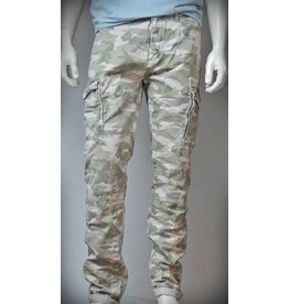 Dstrezzed Fancy Cargo Pants Camo