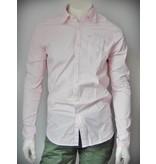 Dstrezzed Hemd Poplin Cold Pigment Pink