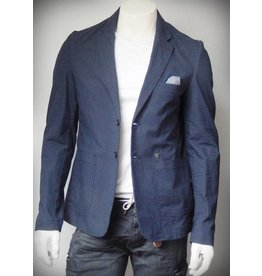 Dstrezzed Blazer Dot Stretch Dark Navy