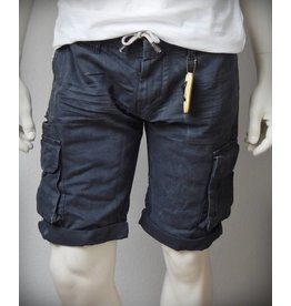Dstrezzed Combat Shorts Double WB Pigment Canvas Anthra