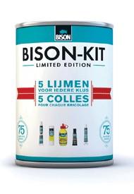 Bison-Kit festlichen Blick