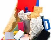 Reinigings materialen