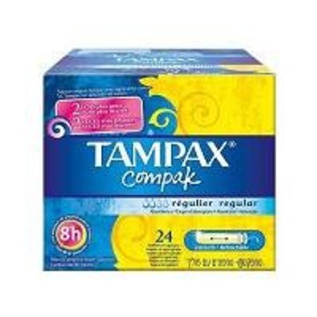 Compak Reguliere Tampons 24 st