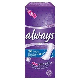 Always Alldays Large 26 st