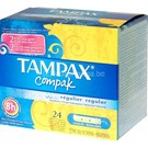Tampax Perlen Tampons Super Plus 18 st - Copy