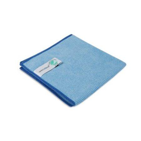 Mikrofasertuch professionellen Blau