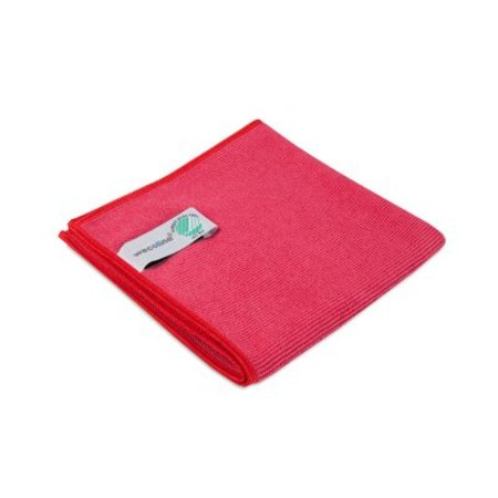 Microfibre cloth professional Red