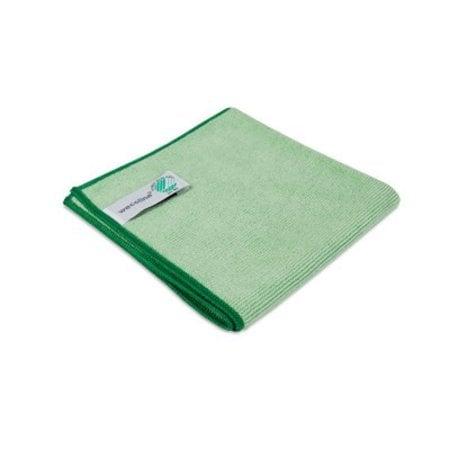 Microfibre cloth professional Green