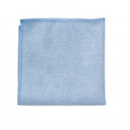 Microvezeldoek Basic Blauw