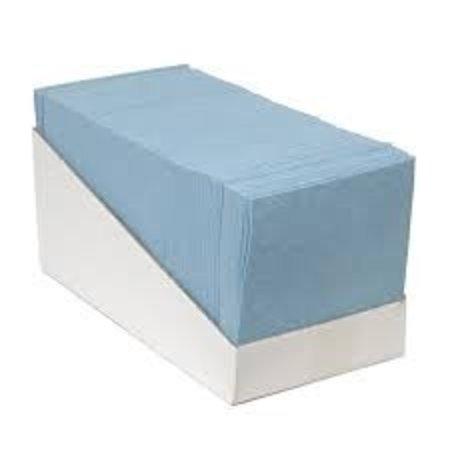 Sopdoek Blauw prijs per 10 stuks
