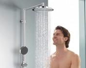 Dusche und Bad für Ihn
