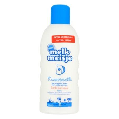Milkmaid Buttermilk Bath & Shower Cream 1 Liter