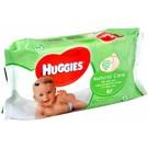 Huggies HUGGIES BABYDOEKJES NAVULLING - NATURAL CARE 56 STUKS