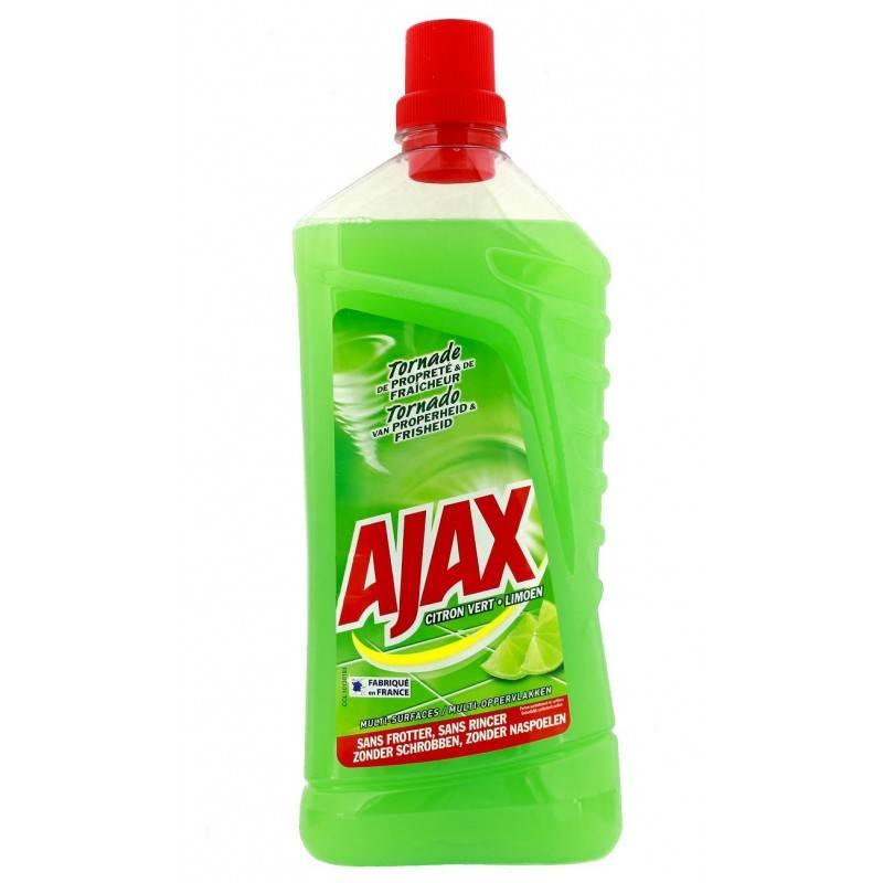 Ajax AJAX cleaner Lime 1000ml - Onlinevoordeelshop