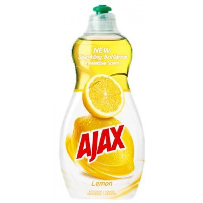 Ajax Ajax Detergent Lemon 500ml Onlinevoordeelshop