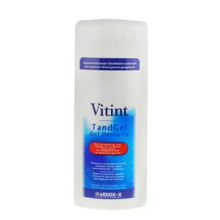 Vitint tooth gel with Fluoride 100Ml