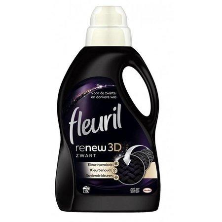 Erneuern 3D Schwarz 0,96 L Fleuril