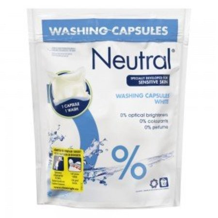 Neutral capsules Witte was 10 tabs